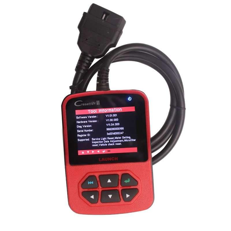 professional Service Lamp Reset device